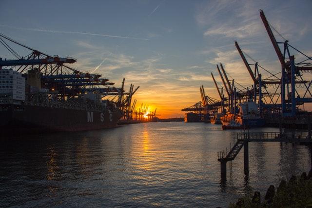Hamburg-Wilhelmsburg – District of a port city